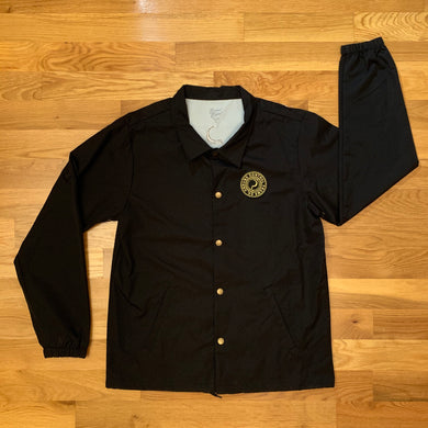 Ground Control Jacket (Black) - Oak City Inline Skate Shop