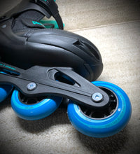 Load image into Gallery viewer, Playlife Joker Skate for Kids (Sky Blue)