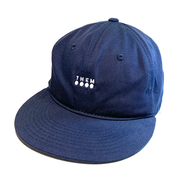 Them Cap (navy) - Oak City Inline Skate Shop