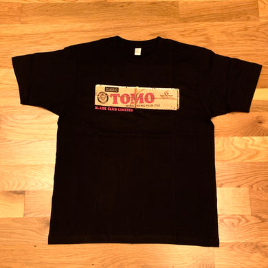 Blade Club Tomo Tomsk Tee - Oak City Inline Skate Shop