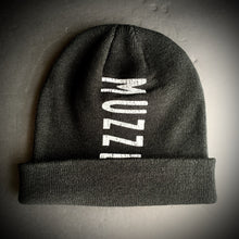 Load image into Gallery viewer, Muzzle: Black Beanie (With Printed Name) - Oak City Inline Skate Shop