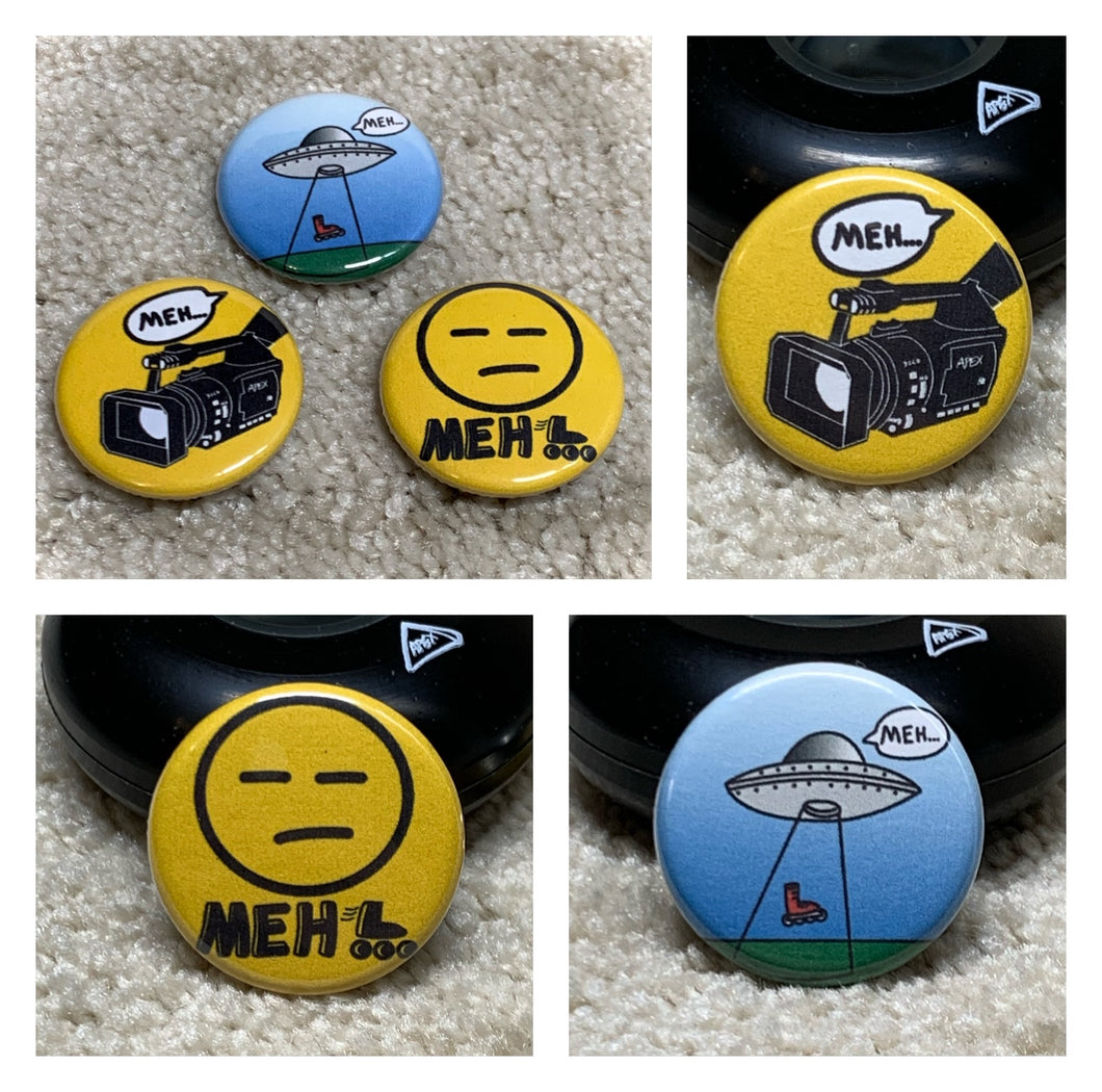 Apex MEH pins (Sold Individually or Bundled)