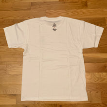 Load image into Gallery viewer, Blade Club Gray #TeamSalomon Tee (White) - Oak City Inline Skate Shop