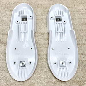Roces M12 / V13 Replacement Soulplates (White)