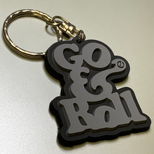 Load image into Gallery viewer, Go & Roll Keychain - Oak City Inline Skate Shop