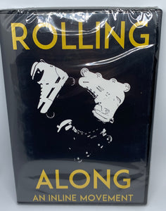 Rolling Along DVD: An Inline Movement - Oak City Inline Skate Shop