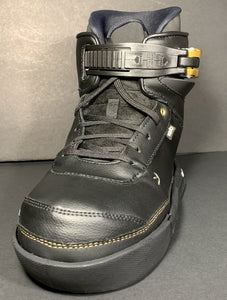 Valo SK2 Black Gold Boot Only - Oak City Inline Skate Shop