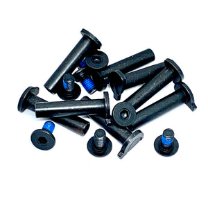 Ground Control Replacement Axle Bolts - Oak City Inline Skate Shop