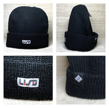Load image into Gallery viewer, USD 2020 Black Beanie