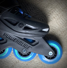Load image into Gallery viewer, Powerslide PS ONE Phuzion Stargaze Black Skate for Kids