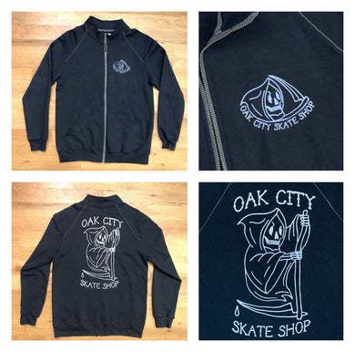 Oak City Reaper Zip Jacket