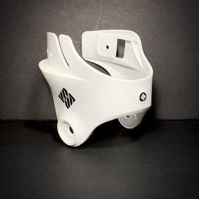 USD Carbon Replacement Cuff - White - Oak City Inline Skate Shop