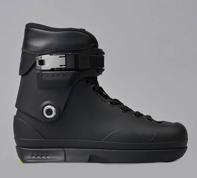 Them Skates 909 Black Boot  (Small and Large)