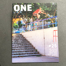 Load image into Gallery viewer, ONE Magazine #25 - Oak City Inline Skate Shop