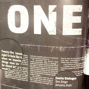 ONE Magazine #25 - Oak City Inline Skate Shop