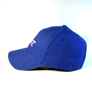 SENT Cap (blue) - Oak City Inline Skate Shop