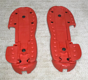 Razors Cult Replacement Soul Plates (2020) - Red