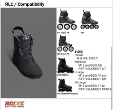 Load image into Gallery viewer, Roces RL1 Liner *Estimated to Ship in November* - Oak City Inline Skate Shop
