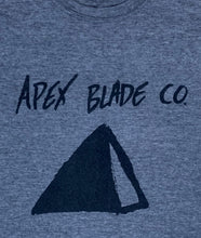 Load image into Gallery viewer, Apex Blade Co Tee (Gray)