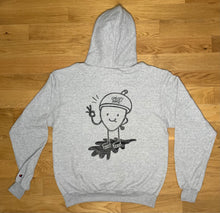 Load image into Gallery viewer, Oak City Happy Acorn Hoodie