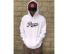 Load image into Gallery viewer, Razors Skate Slugger Hoodie (Black, Pink or White)