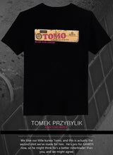 Load image into Gallery viewer, Blade Club Tomo Tomsk Tee - Oak City Inline Skate Shop