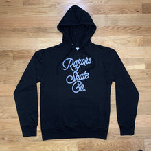 Load image into Gallery viewer, Razors Skate Co Hoodie (Medium, Large)