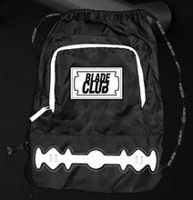 Load image into Gallery viewer, Blade Club Skate Sack (with white) - Oak City Inline Skate Shop