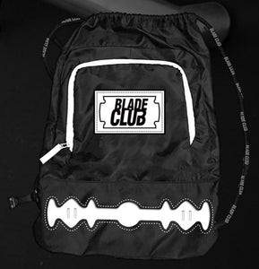 Blade Club Skate Sack (with white) - Oak City Inline Skate Shop
