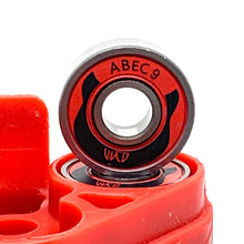 Load image into Gallery viewer, Wicked Bearings 16 pack with Case - Oak City Inline Skate Shop