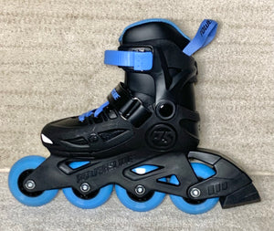 Powerslide PS ONE Phuzion Stargaze Black Skate for Kids