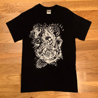 Shredweiser Demon Tee - Oak City Inline Skate Shop