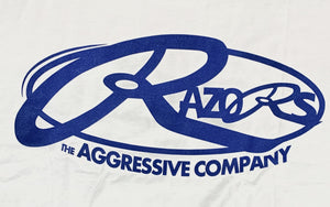 Razors The Ag Gro Co Tee - White