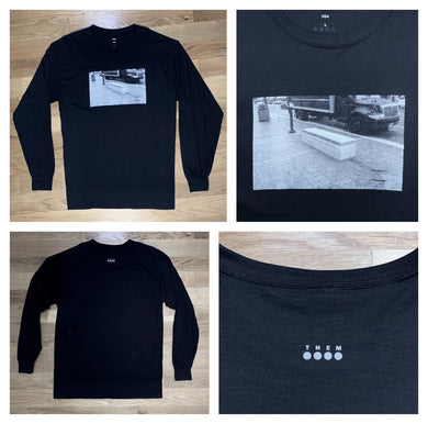 "Them ""Spot 1"" Long Sleeve (Large, X-Large)"