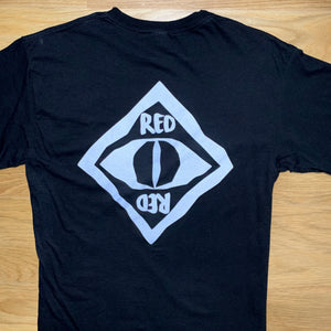 Red Eye Diamond Tee - Black