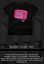 Load image into Gallery viewer, Blade Club Tiny Tee (0-2T) - Oak City Inline Skate Shop