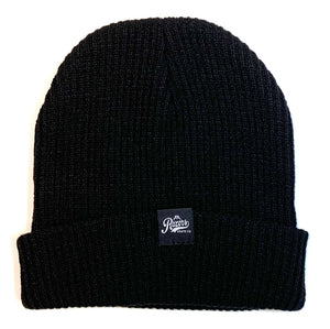 Razors Knit Beanie - Oak City Inline Skate Shop