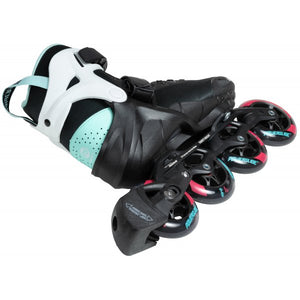 Powerslide Phuzion Radon Teal 90 Skate 2020 - 8us Womens ONLY