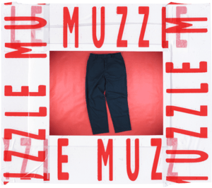 Muzzle: Slacker Trousers - Oak City Inline Skate Shop
