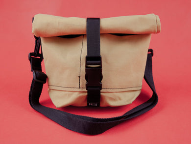 Muzzle Top Shot Bag (Tan)