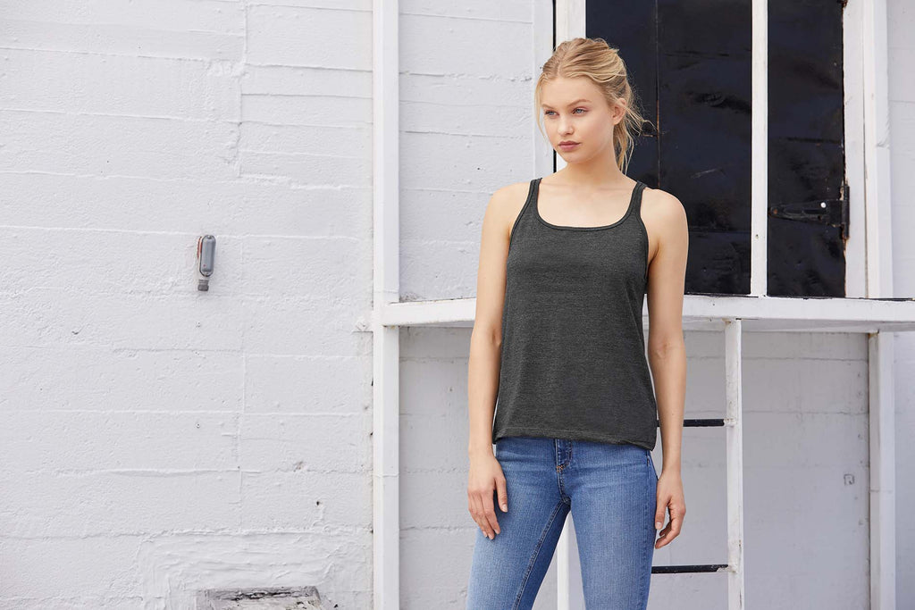 Womens Relaxed Jersey Tank - Shirts4All NL