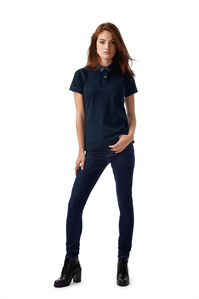 Dnm Forward / Women Polo Shirt - Shirts4All NL