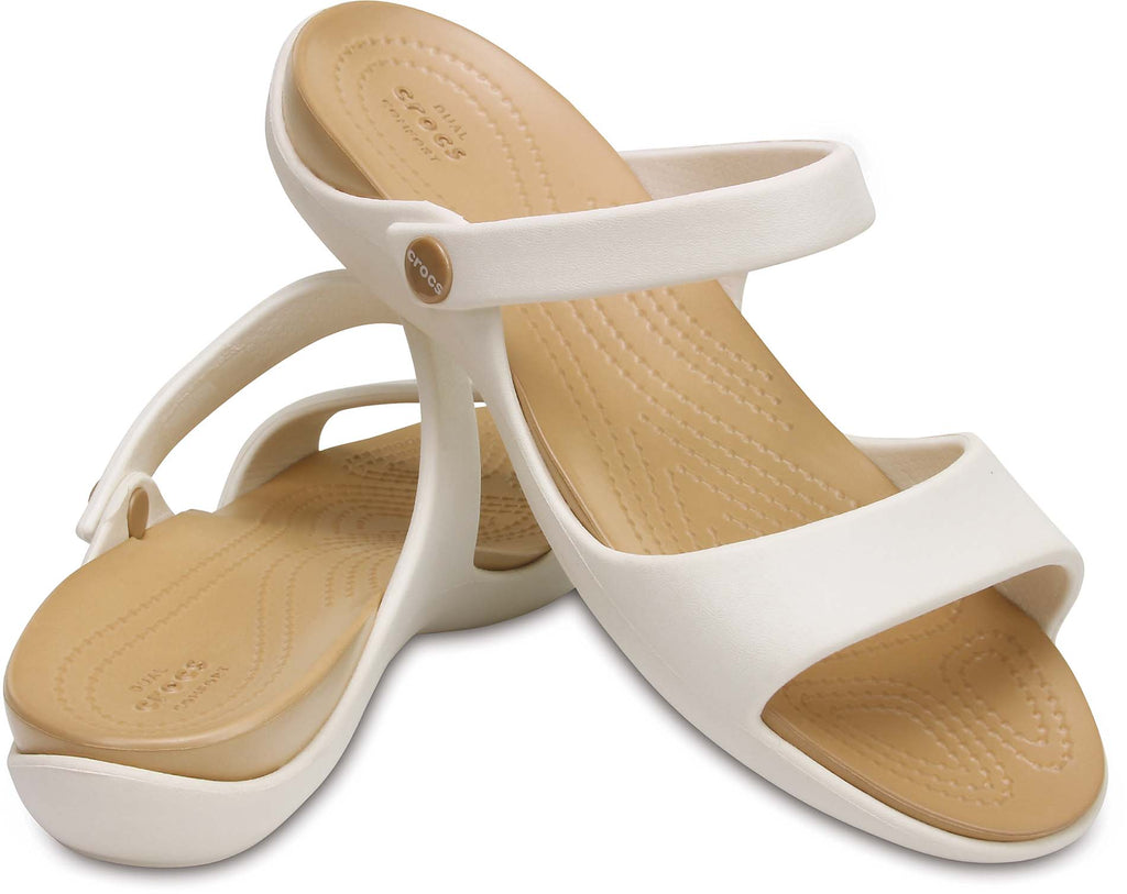 Crocs™ Women's Cleo V Sandals - Shirts4All NL