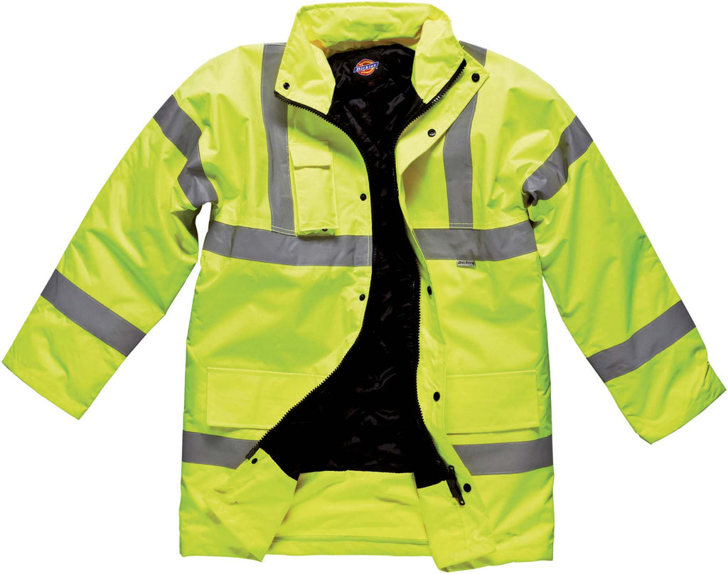 Motorway Safety Parka - Shirts4All NL
