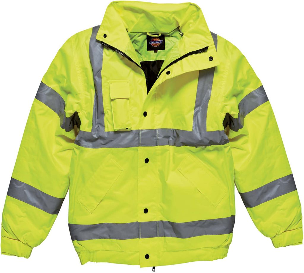 High Visibility Bomber Jacket - Shirts4All NL