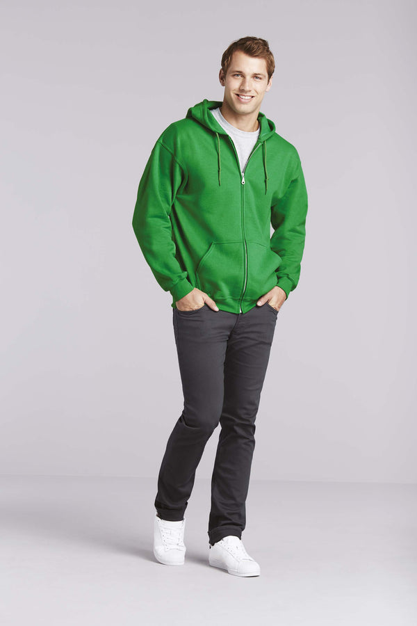 Heavy Blend™Adult Full Zip Hooded Sweatshirt - Shirts4All NL