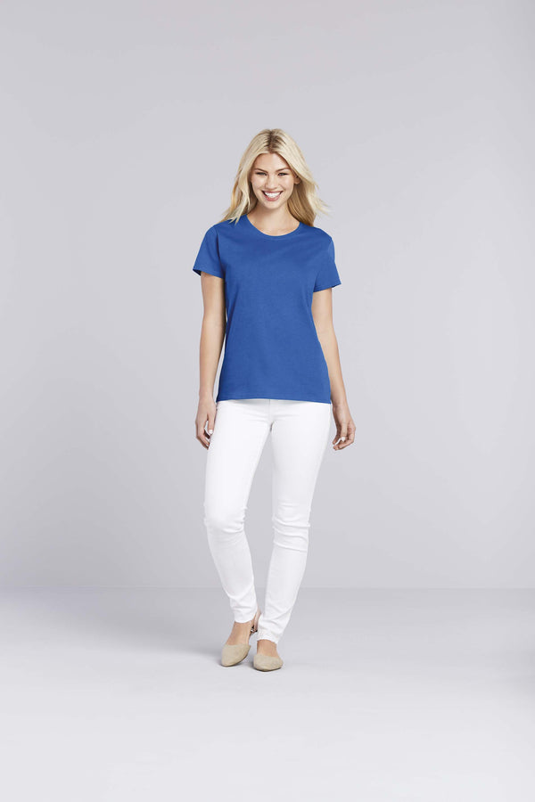 Heavy Cotton™Semi-fitted Ladies' T-shirt - Shirts4All NL