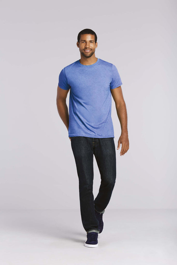Softstyle® Euro Fit Adult T-shirt - Shirts4All NL