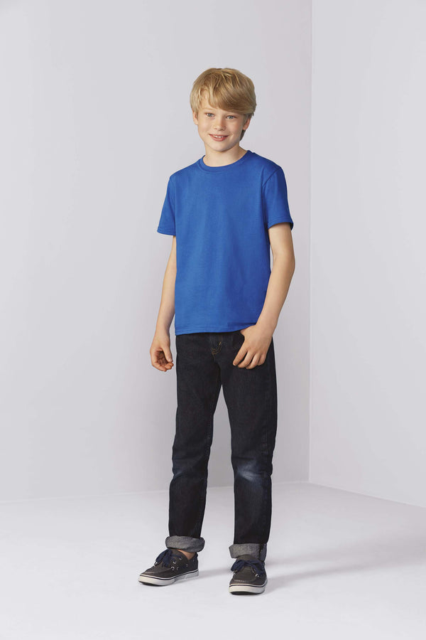Softstyle Euro Fit Youth T-shirt Gildan - Shirts4All NL