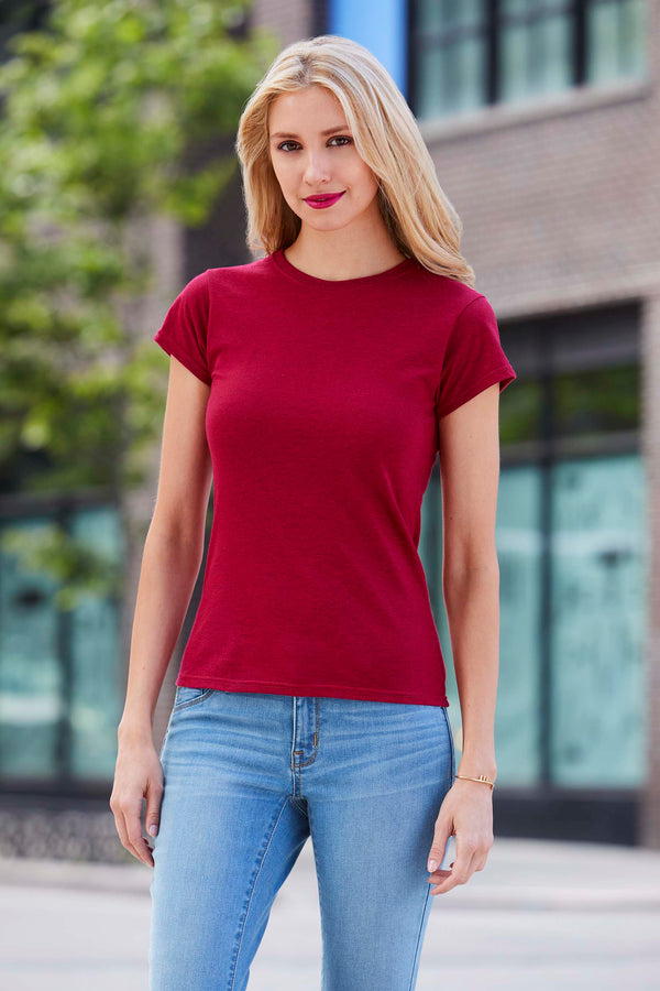 Softstyle® Fitted Ladies' T-shirt - Shirts4All NL